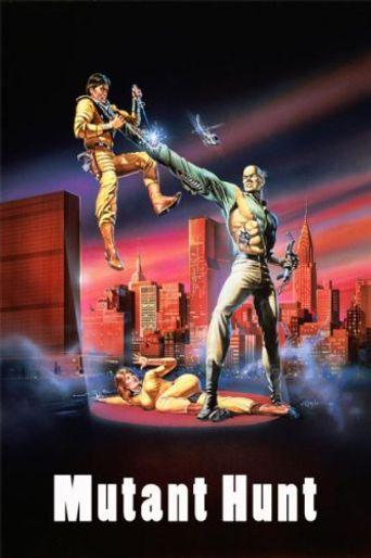 Mutant Hunt Poster