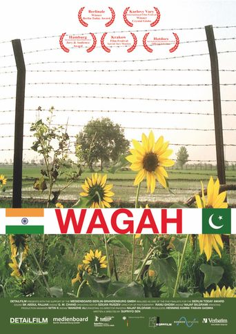 Wagah Poster