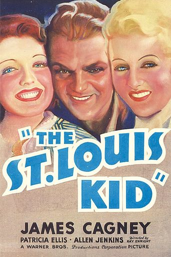 The St. Louis Kid Poster