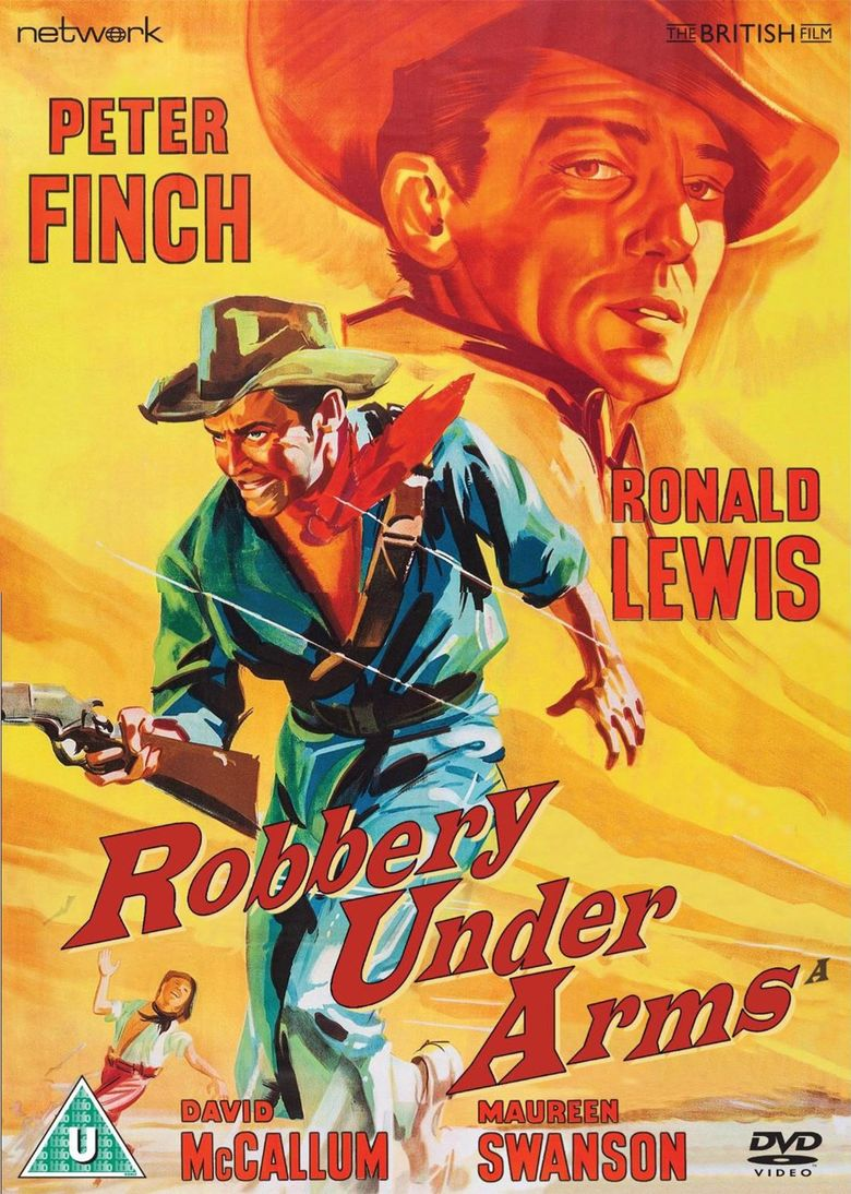 Robbery Under Arms Poster