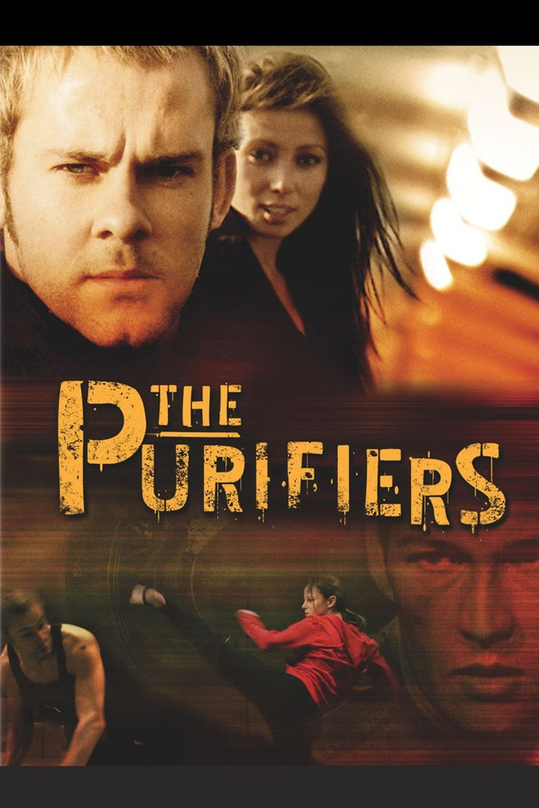 The Purifiers Poster