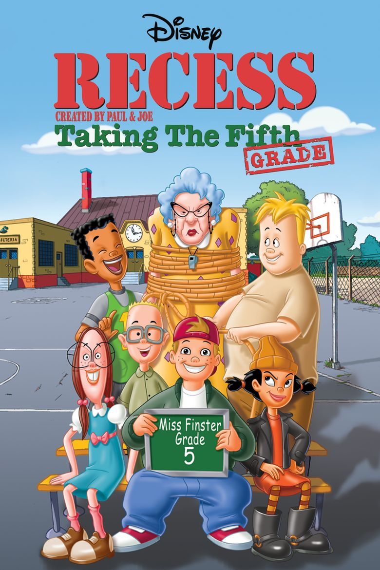 Watch Recess: Taking the Fifth Grade
