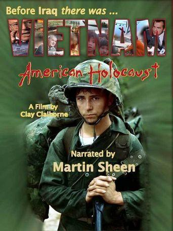Vietnam: American Holocaust Poster