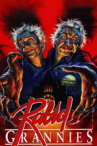Rabid Grannies Poster