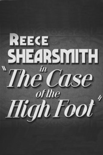 The Case of the High Foot Poster