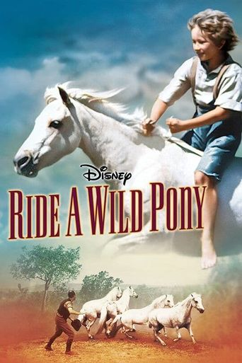 Ride a Wild Pony Poster