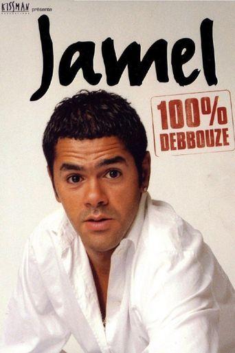 Jamel - 100% Debbouze Poster