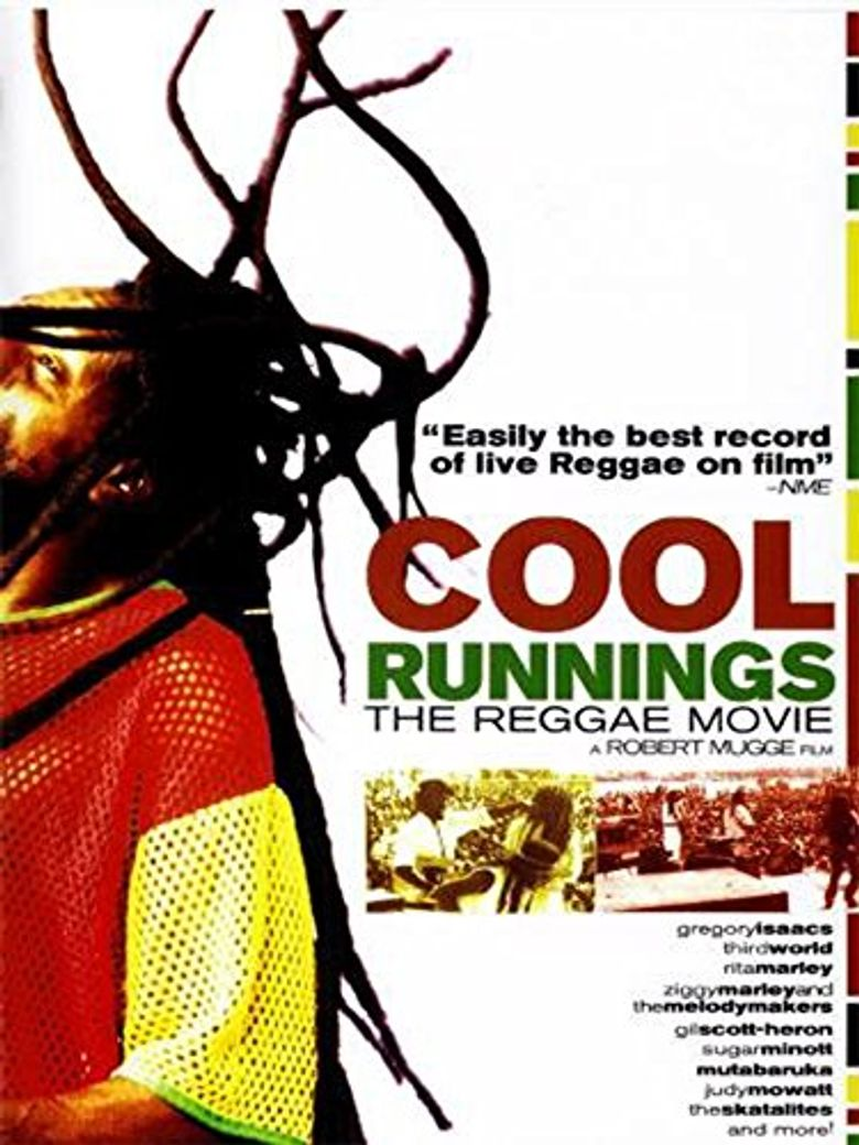 Cool Runnings: The Reggae Movie Poster