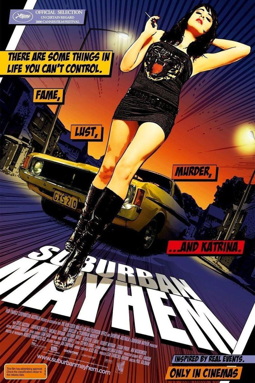 Suburban Mayhem Poster