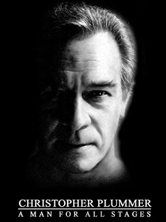 Christopher Plummer: A Man For All Stages Poster