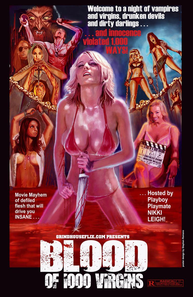 Blood Of 1000 Virgins Poster