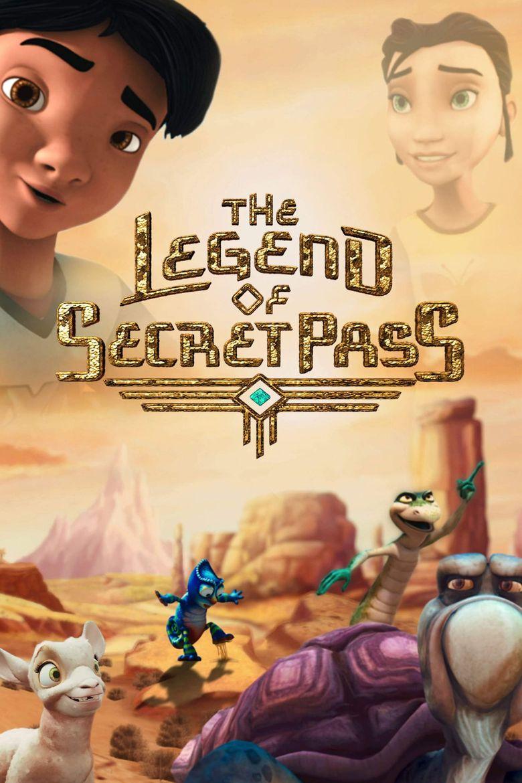 The Legend of Secret Pass Poster