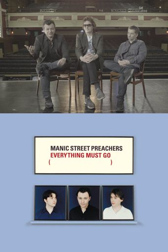 Manic Street Preachers: Escape from History Poster