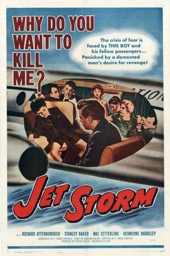 Jet Storm Poster