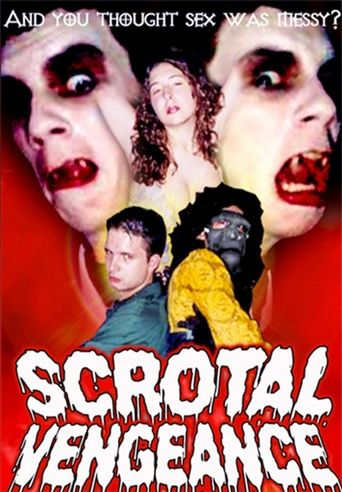 Scrotal Vengeance Poster