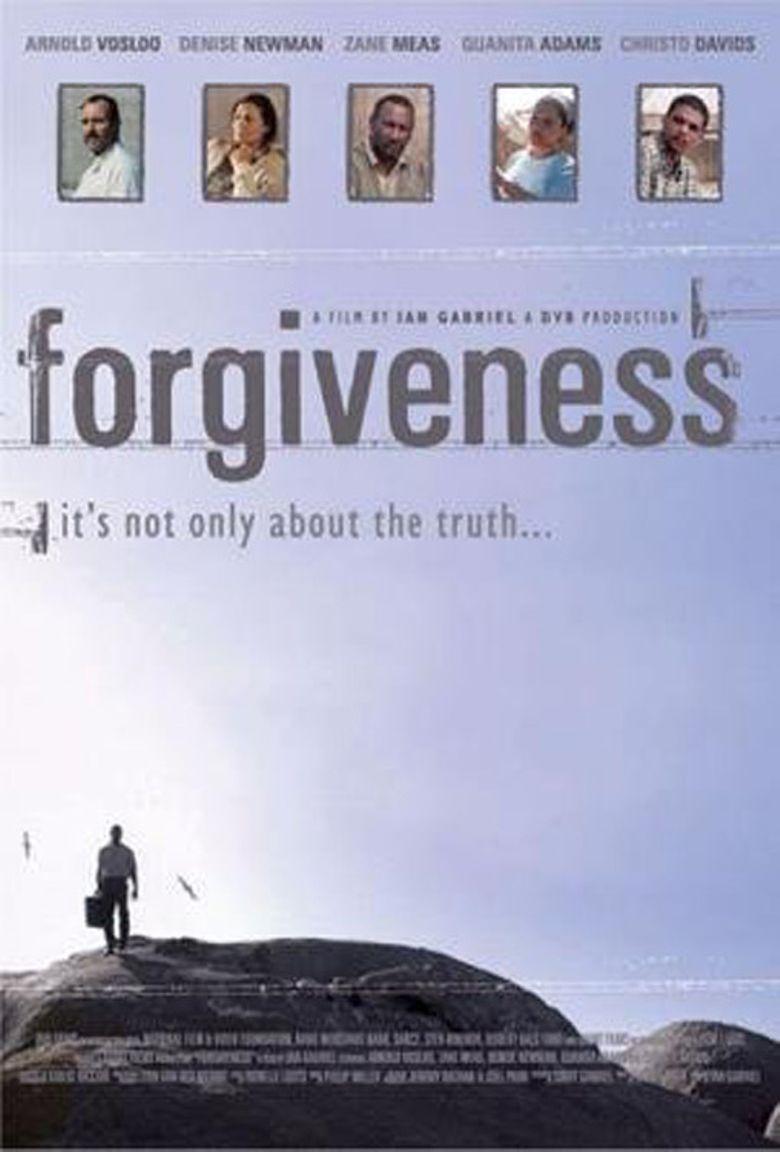 Forgiveness Poster