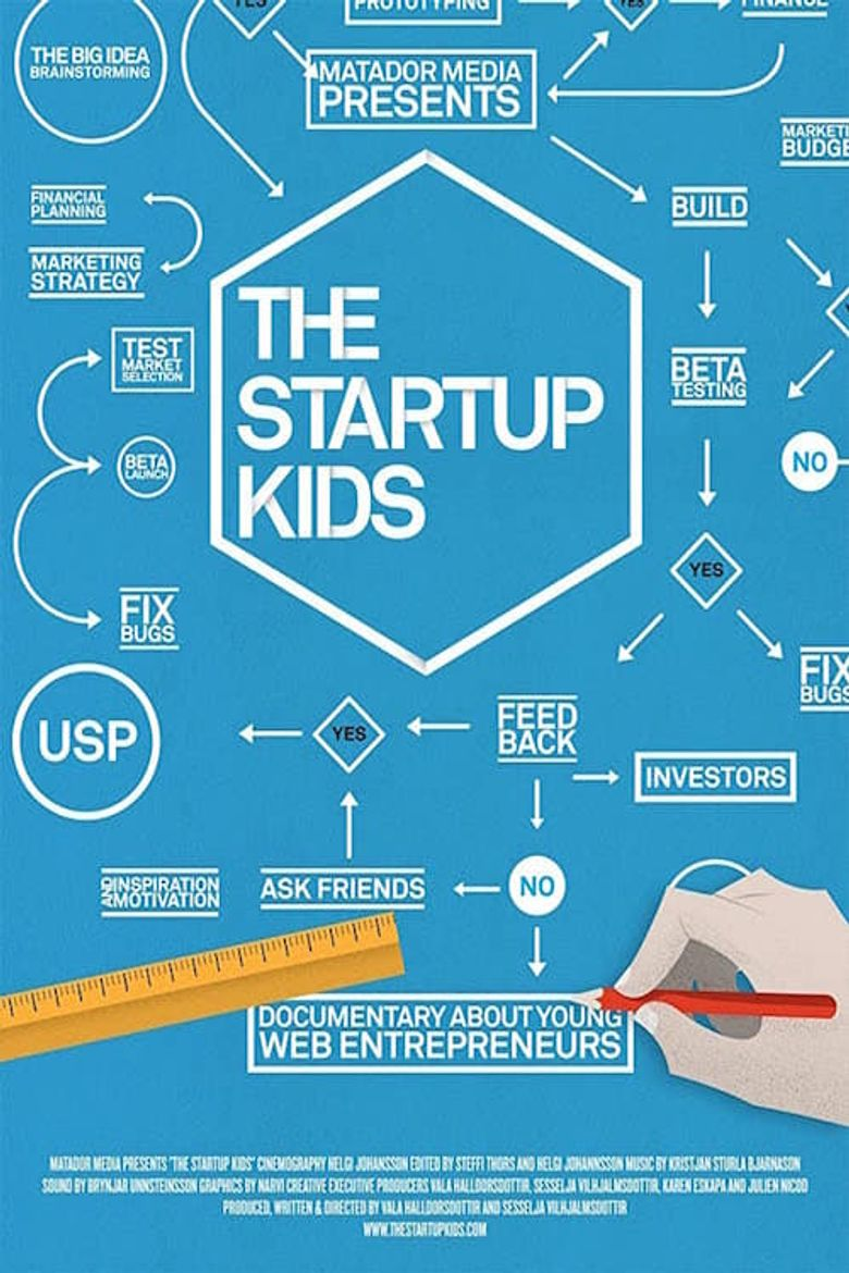 The Startup Kids Poster