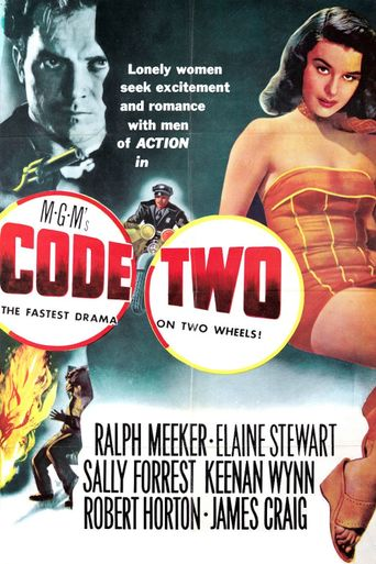 Code Two Poster