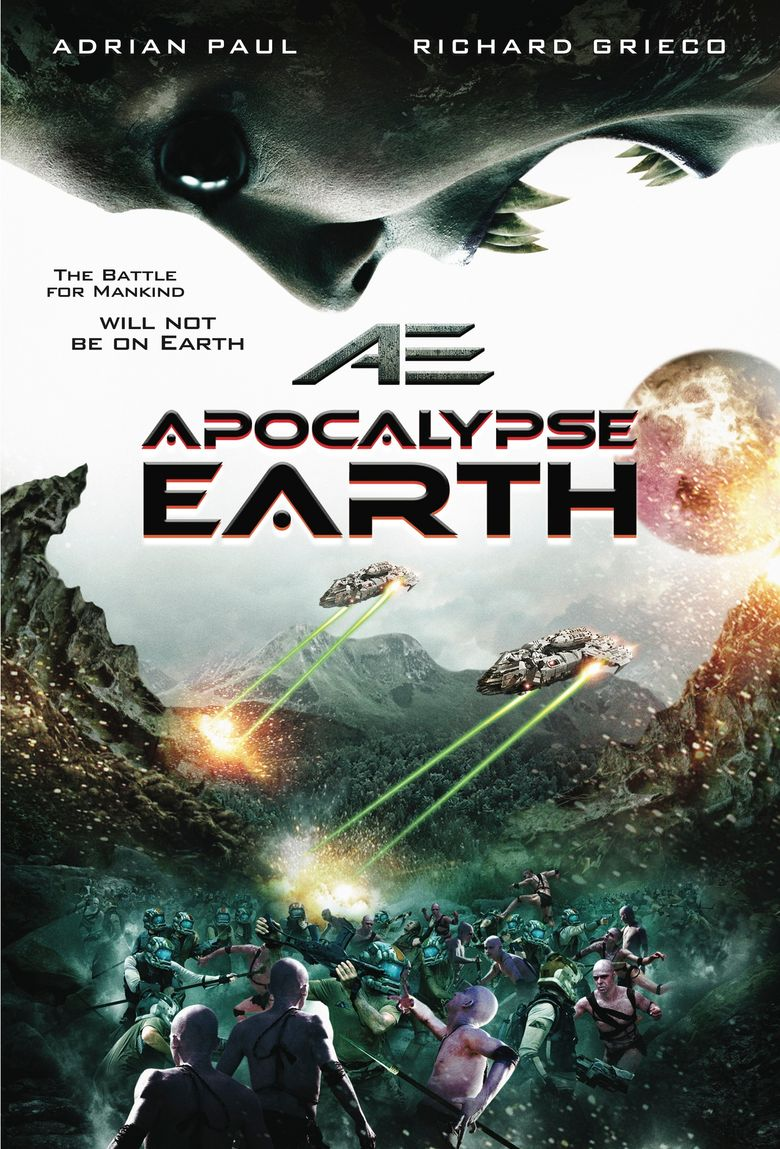 AE: Apocalypse Earth Poster