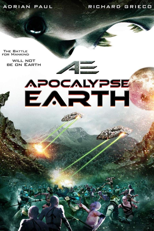 AE: Apocalypse Earth Poster
