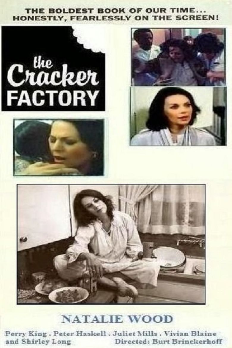 The Cracker Factory Poster