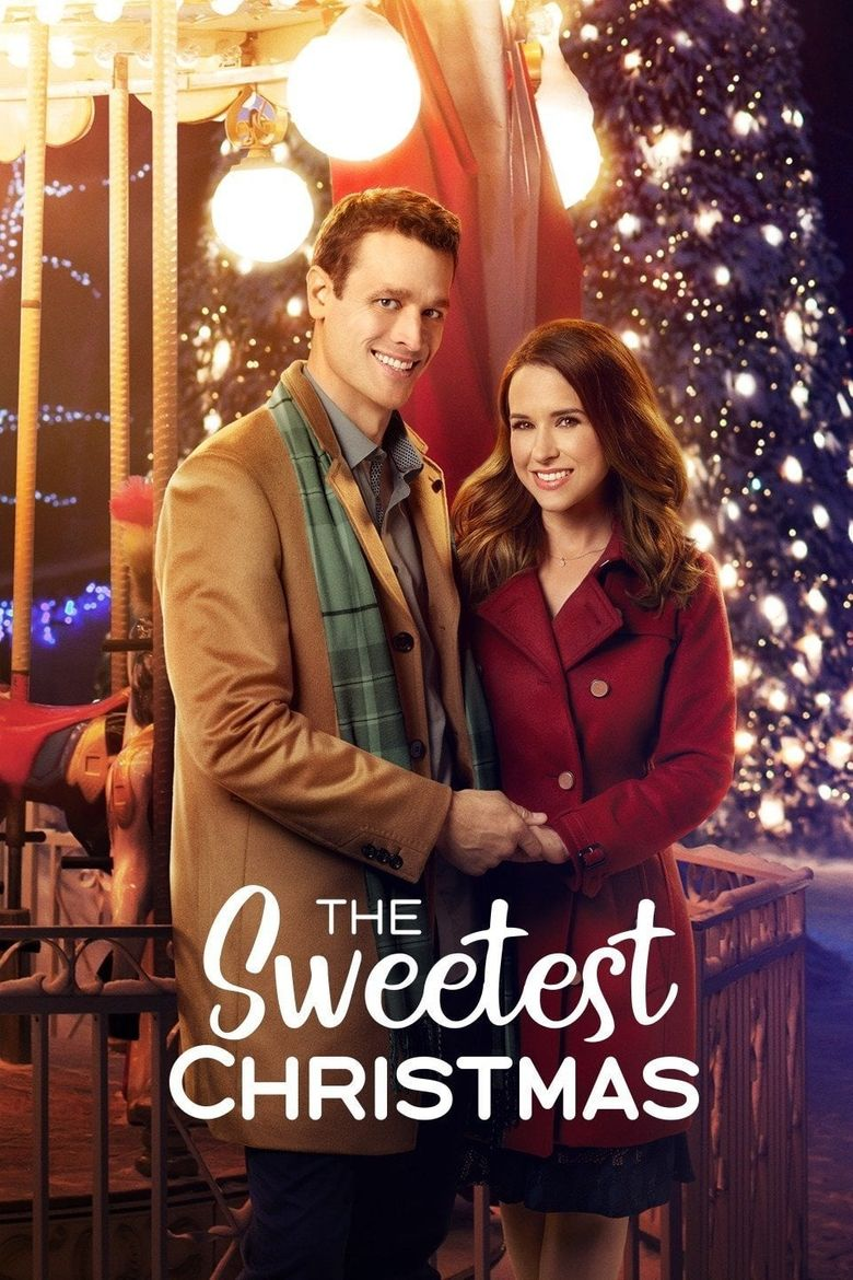 The Sweetest Christmas Poster