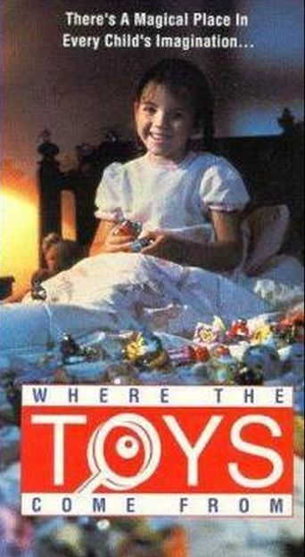 Where the Toys Come From Poster