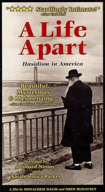 A Life Apart: Hasidism in America Poster