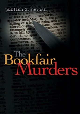 The Bookfair Murders Poster