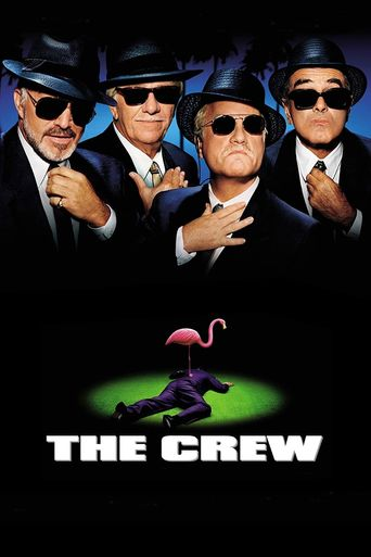 The Crew Poster