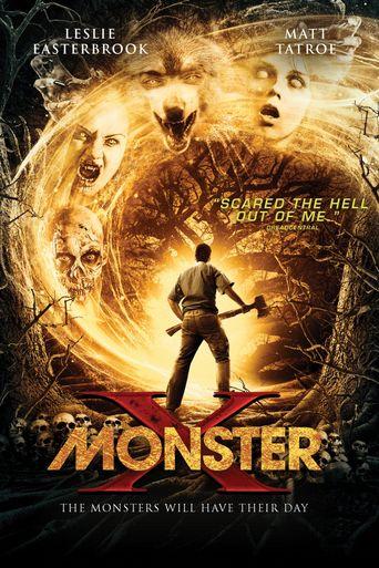 Monster X Poster