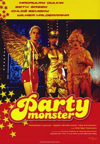 Party Monster Poster