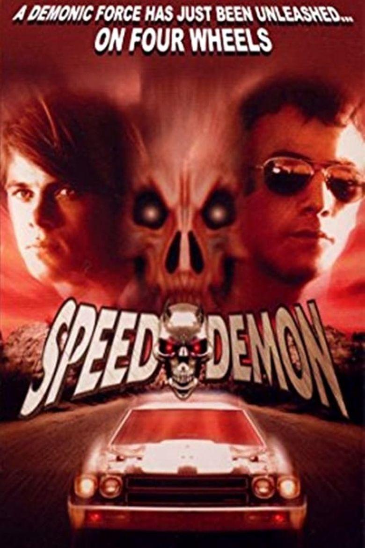 Speed Demon Poster