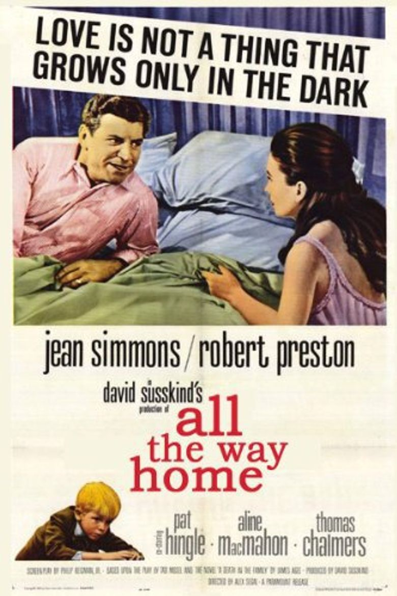 All the Way Home Poster