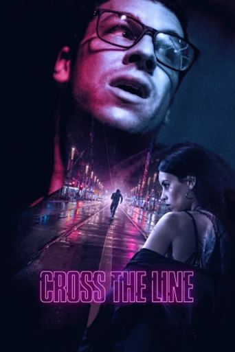 Cross the Line Poster