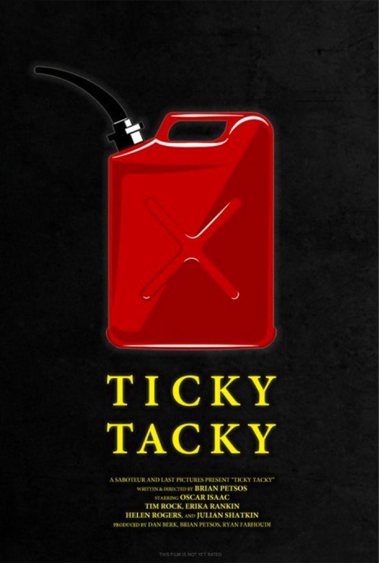 Ticky Tacky Poster