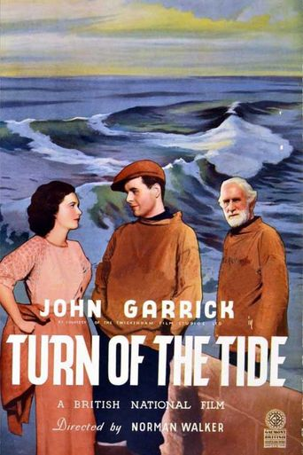 Turn of the Tide Poster