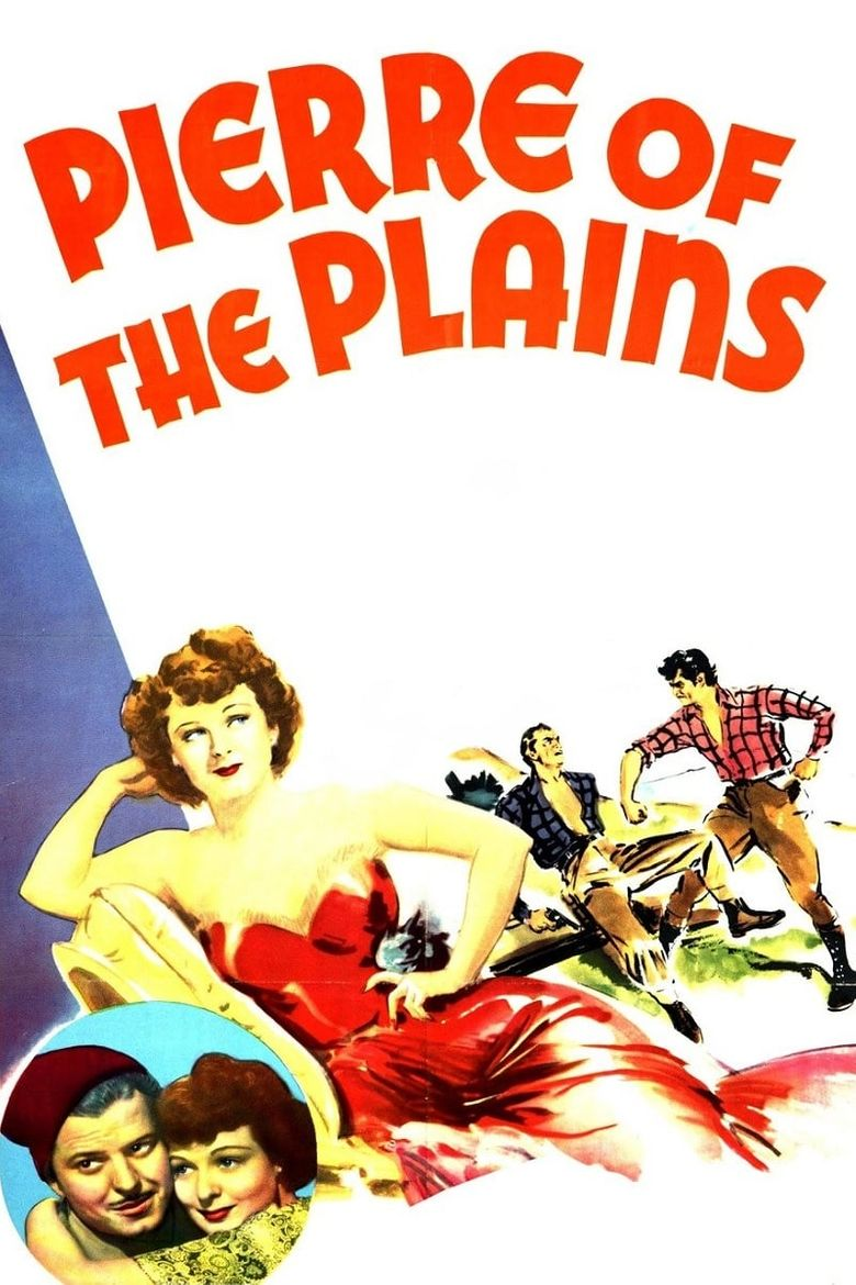 Pierre of the Plains Poster