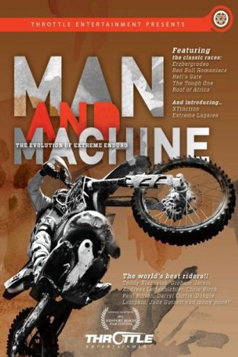 Man and Machine Poster