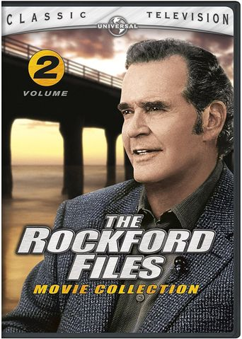 The Rockford Files: Shoot-Out at the Golden Pagoda Poster