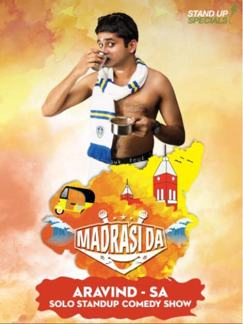 Aravind SA - Madrasi Da Poster