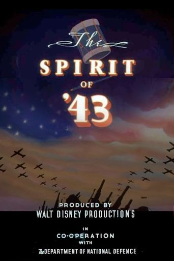 The Spirit of '43 Poster