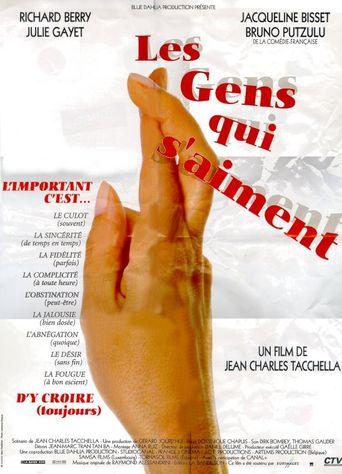 Les Gens qui s'aiment Poster