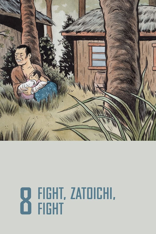 Fight, Zatoichi, Fight Poster