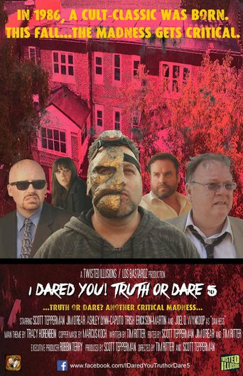 I Dared You! Truth or Dare Part 5 Poster