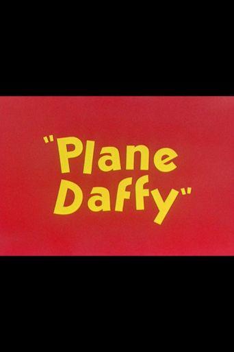 Plane Daffy Poster