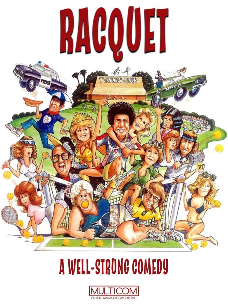 Racquet Poster
