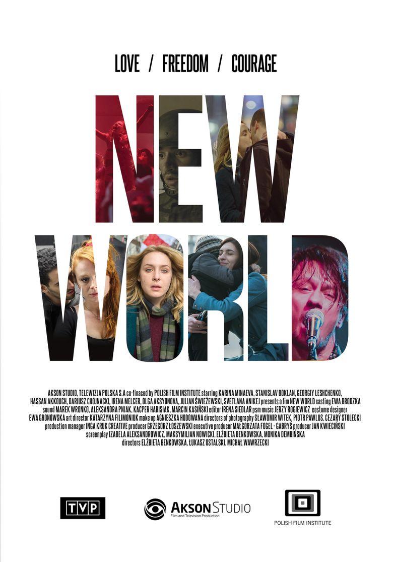 Nowy Świat Poster