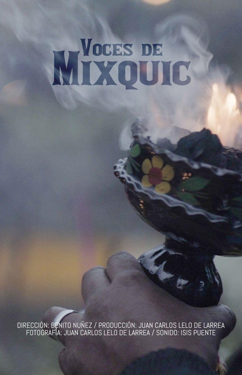 Voces de Mixquic Poster