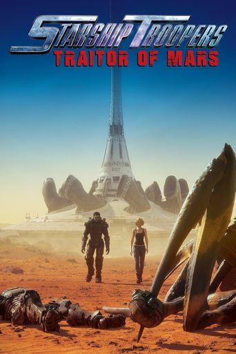 Watch Starship Troopers: Traitor of Mars